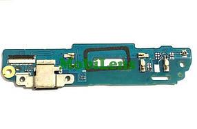 HTC Desire 601, HTC 601 Шлейф з роз'ємом зарядки і мікрофоном