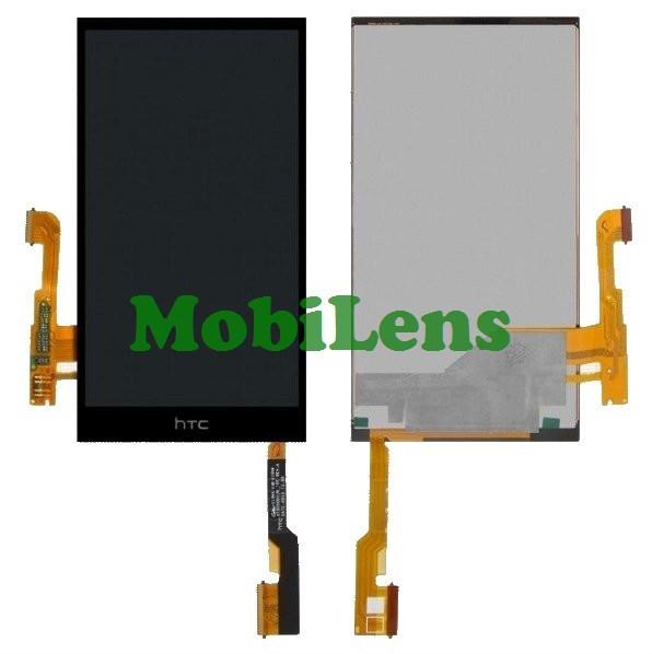 HTC One E8, One E8 Dual Дисплей+тачскрин(модуль) черный
