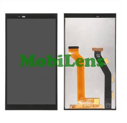 HTC One E9 Дисплей+тачскрин(модуль) черный, фото 2