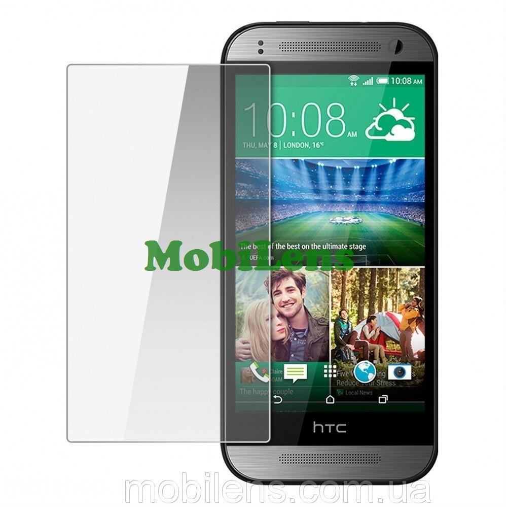 HTC One mini 2, One M8 mini Защитное стекло
