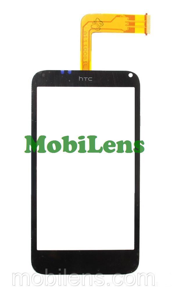 HTC S710e, Incredible S Тачскрин (сенсор) черный