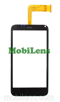 HTC S710e, Incredible S Тачскрин (сенсор) черный, фото 2