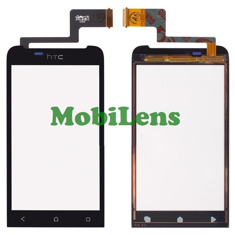 HTC T320e, One V, PK76100 Тачскрин (сенсор) черный