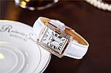 Часы женские наручные  Angel white, фото 4