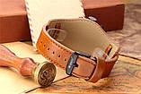 Часы мужские Curren Aviator black-red, фото 4