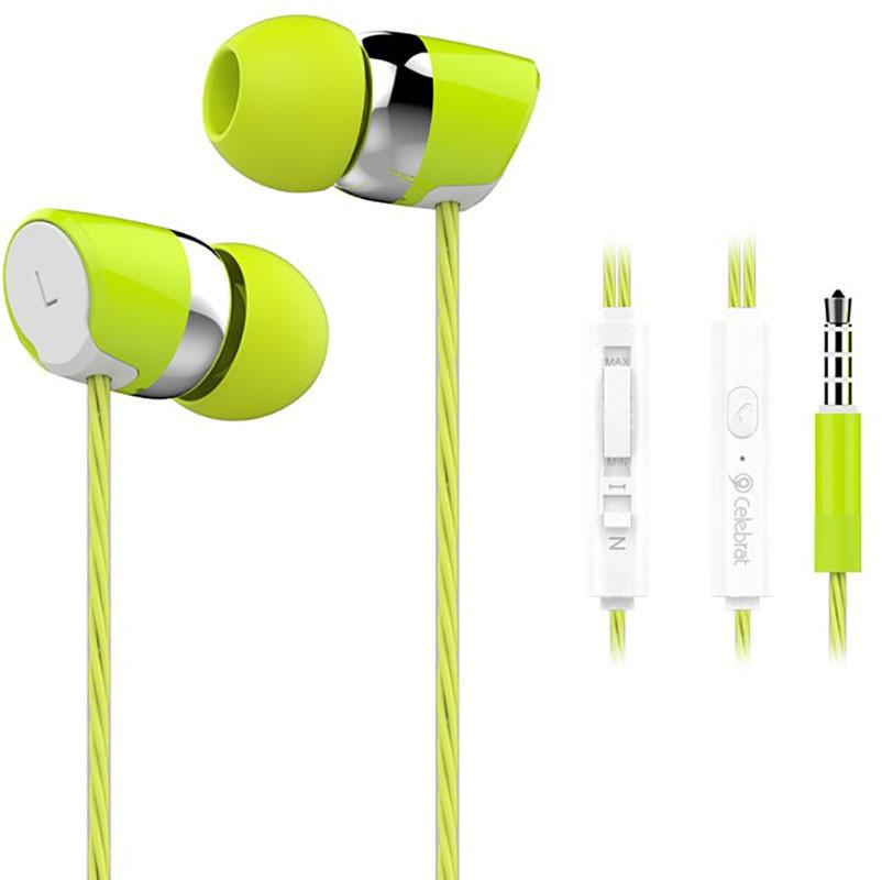 Наушники MP3 Celebrat S20