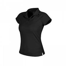 Футболка женская POLO UTL® - TopCool Lite - черная