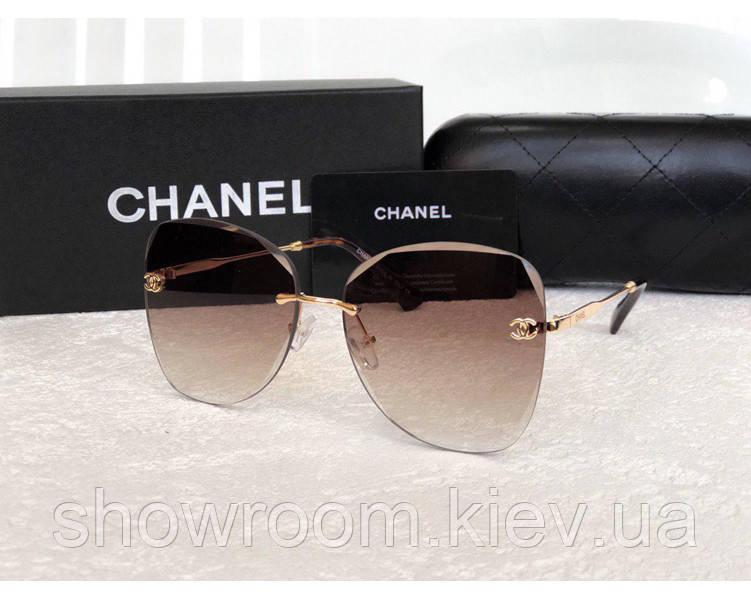 Женские безоправные солнцезащитные очки (1062)