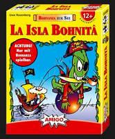 """Настольная игра """"La Isla Bohnita"""""""