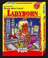 """Настольная игра """"Ladybohn"""""""