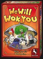 "Настольная игра ""We will Wok you!"""