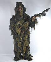 Натовский маскировочный халат Леший