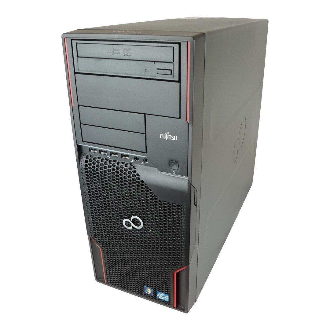 Системный блок, компьютер, ПК, Core i5-3470, 4 ядра по 3,6 Ггц, 8 Гб ОЗУ, 240 Гб SSD, видео 2 Гб