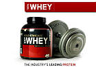Протеин 100% Whey Gold Standard (4,7 кг) Optimum Nutrition, фото 3
