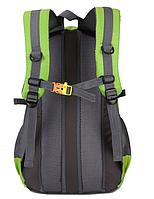 Городской спортивный (велорюкзак) рюкзак FLAME HORSE на 25литров Салатовый, фото 7