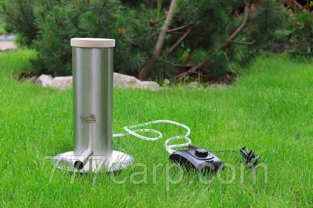 Дымогенератор для холодного копчения CarpСruiser SG17 емкость бункера 1,7 л