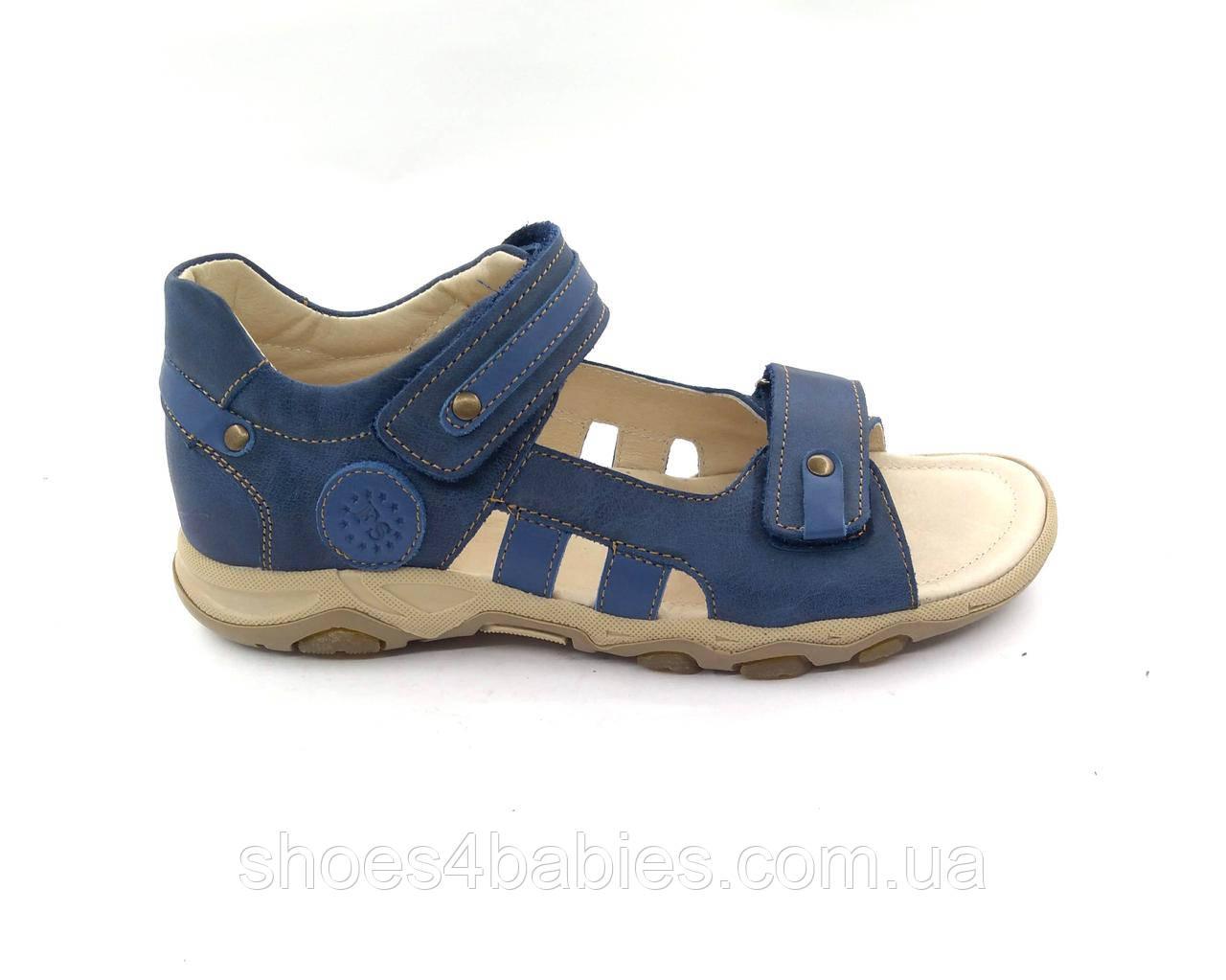 Детские босоножки кожаные ТМ FS р. 26 - 36