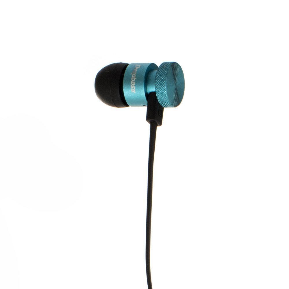 Наушники MP3 Deepbass D-17 с микрофоном