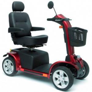 """Скутер з електромотором """"Maxi-Plus""""(дальність: до 22км, швидкість: до 15км/год), фото 2"""