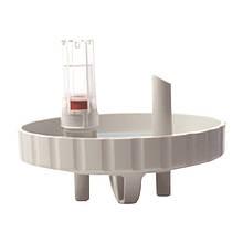 Крышка для емкости аспиратора, 1л и 2л (в комплекте: прокладка и предохранительный клапан) - RE-210352/01