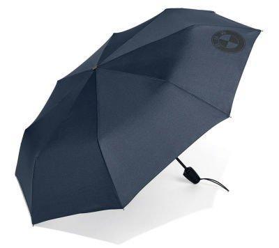 Складной зонт BMW Logo Pocket Umbrella, Dark Blue