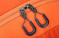 Городской спортивный (велорюкзак) рюкзак FLAME HORSE на 35литров Черный, фото 8