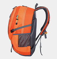 Городской спортивный (велорюкзак) рюкзак FLAME HORSE на 35литров Оранжевый , фото 4
