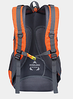 Городской спортивный (велорюкзак) рюкзак FLAME HORSE на 35литров Оранжевый , фото 5