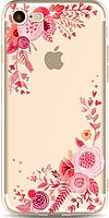 Чехол для iPhone 6/6s (Полевые цветы), фото 1