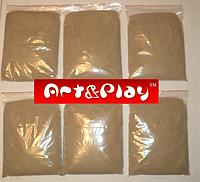 Песок для рисования очищенный 2 кг. А2