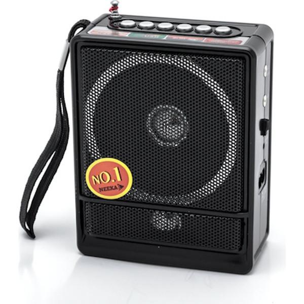 Радиоприемник колонка IVIVS NS-018U