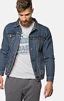 Мужская синяя куртка MR520 MR 102 1660 0219 Blue