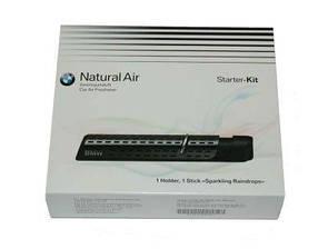 Базовый комплект освежителя воздуха в салоне BMW Starter Kit Natural Air Car Freshener Sparkling Raindrops