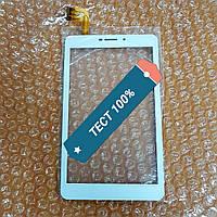 Сенсор (тачскрин) для Nomi Corsa C070010 PB70PGJ3535 белый ТЕСТ 100%