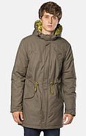 Мужская зелёная куртка MR520 MR 102 1478 0818 Khaki