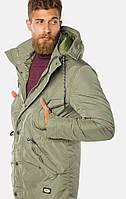 Мужская зелёная куртка MR520 MR 102 1476 0818 Color 2