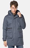 Мужская синяя куртка MR520 MR 102 1507 0818 Blue
