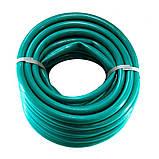 Шланг поливальний Presto-PS садовий Simpatico (синій) діаметр 3/4 дюйма, довжина 50 м (BLLS 3/4 50), фото 3