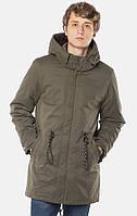 Мужская зелёная куртка MR520 MR 102 1480 0818 Khaki