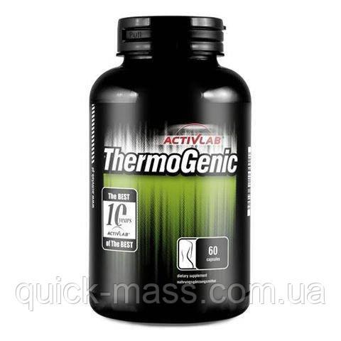 Жироспалювач Activlab Thermogenic 60caps