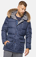 Мужская синяя куртка MR520 MR 102 1479 0818 Dark Blue