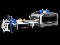Пресс для облицовки ЗD модель Air system automation