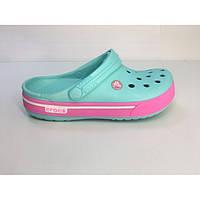 Кроксы женские летние Crocs Crocband 2.5