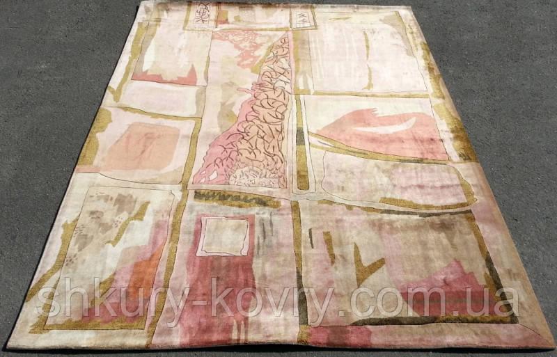 Шелковый ковер из Непала ручной работы