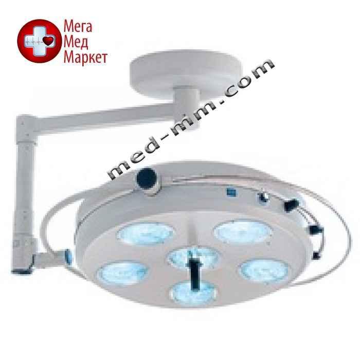 Светильник операционный L2000 6-II- шестирефлекторный потолочный