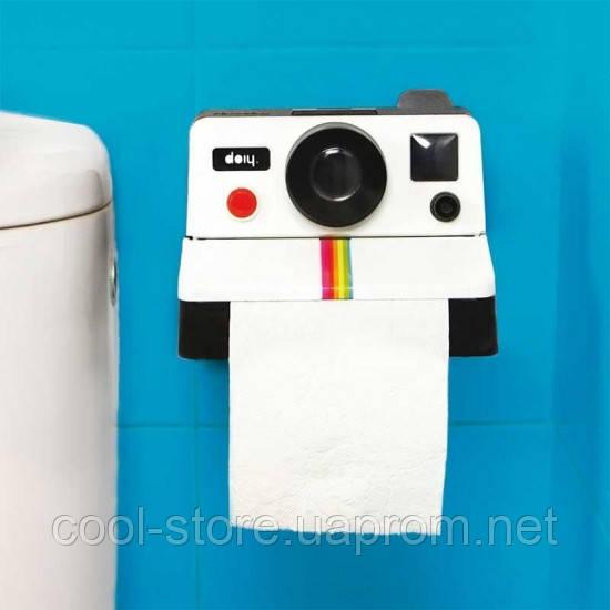 Держатель для туалетной бумаги Полароид