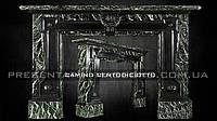 Каминный портал из мрамора Camino CENTODICIOTTO.