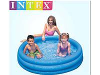 Детский Надувной Бассейн Intex 58426 Синий кристалл 147 х 33 см