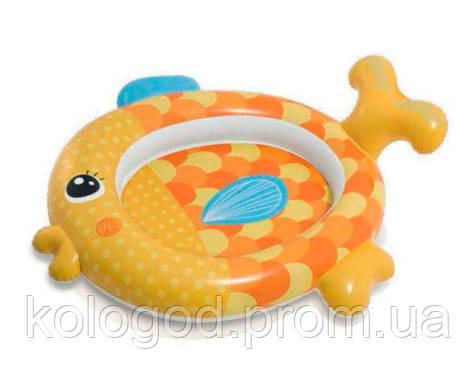 Детский Надувной Бассейн Золотая рыбка INTEX 57111