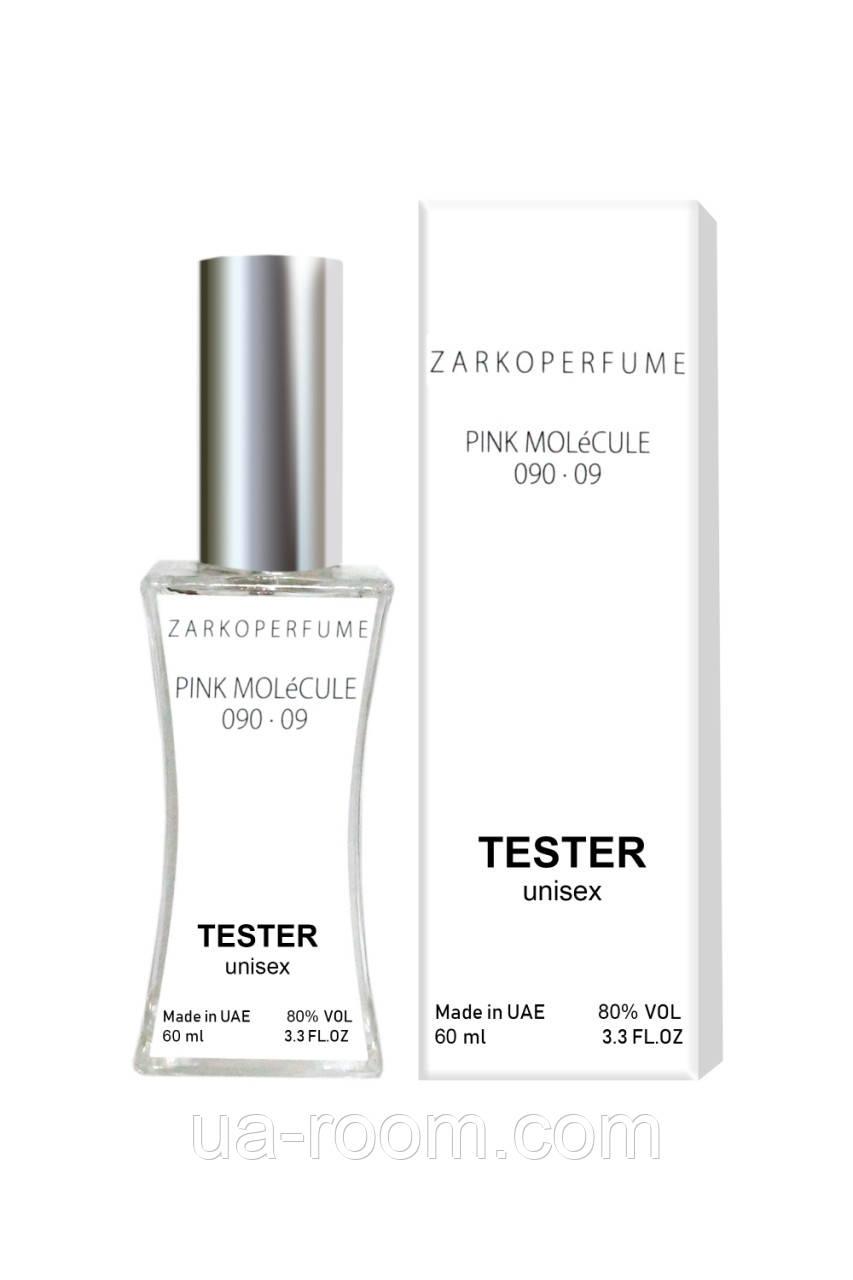 Тестер унисекс Zarkoperfume Pink Molécule 090.09, 60 мл.